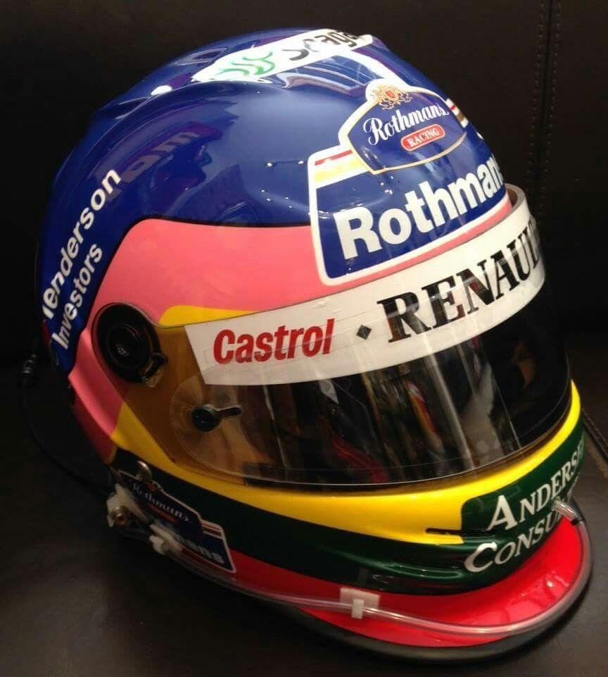 Jacques Villeneuve 1997 WC