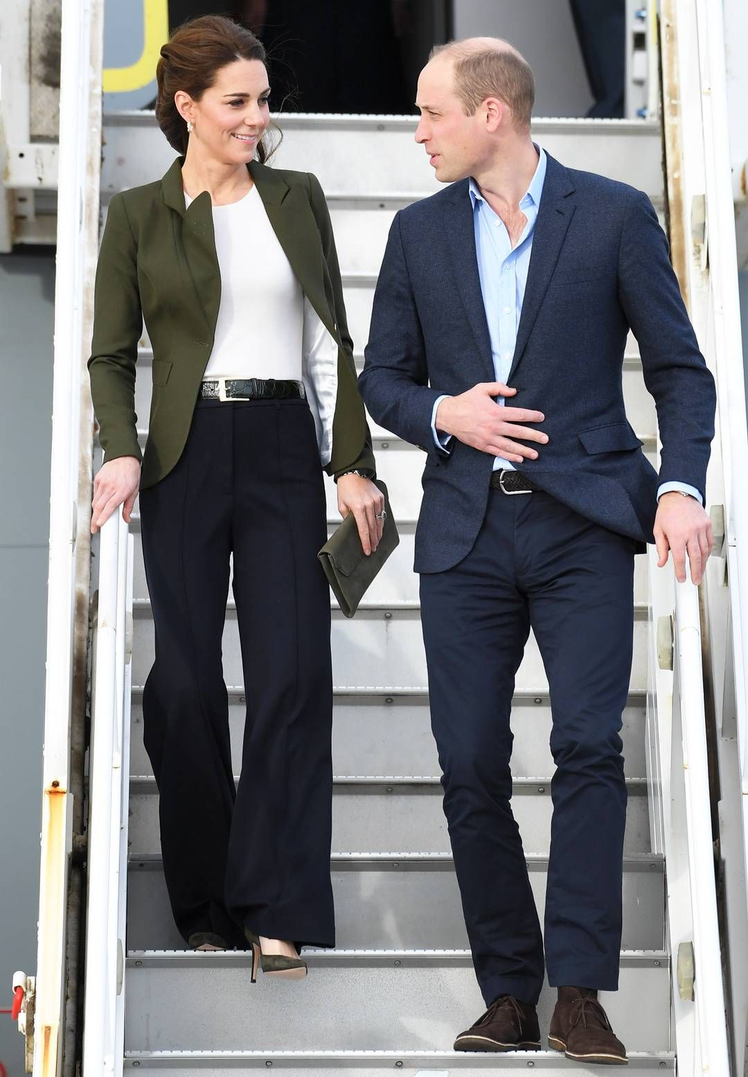 Thigh Slits, Polka Dots, Basket Bags… Behold Kates Royal Style Reinvention
