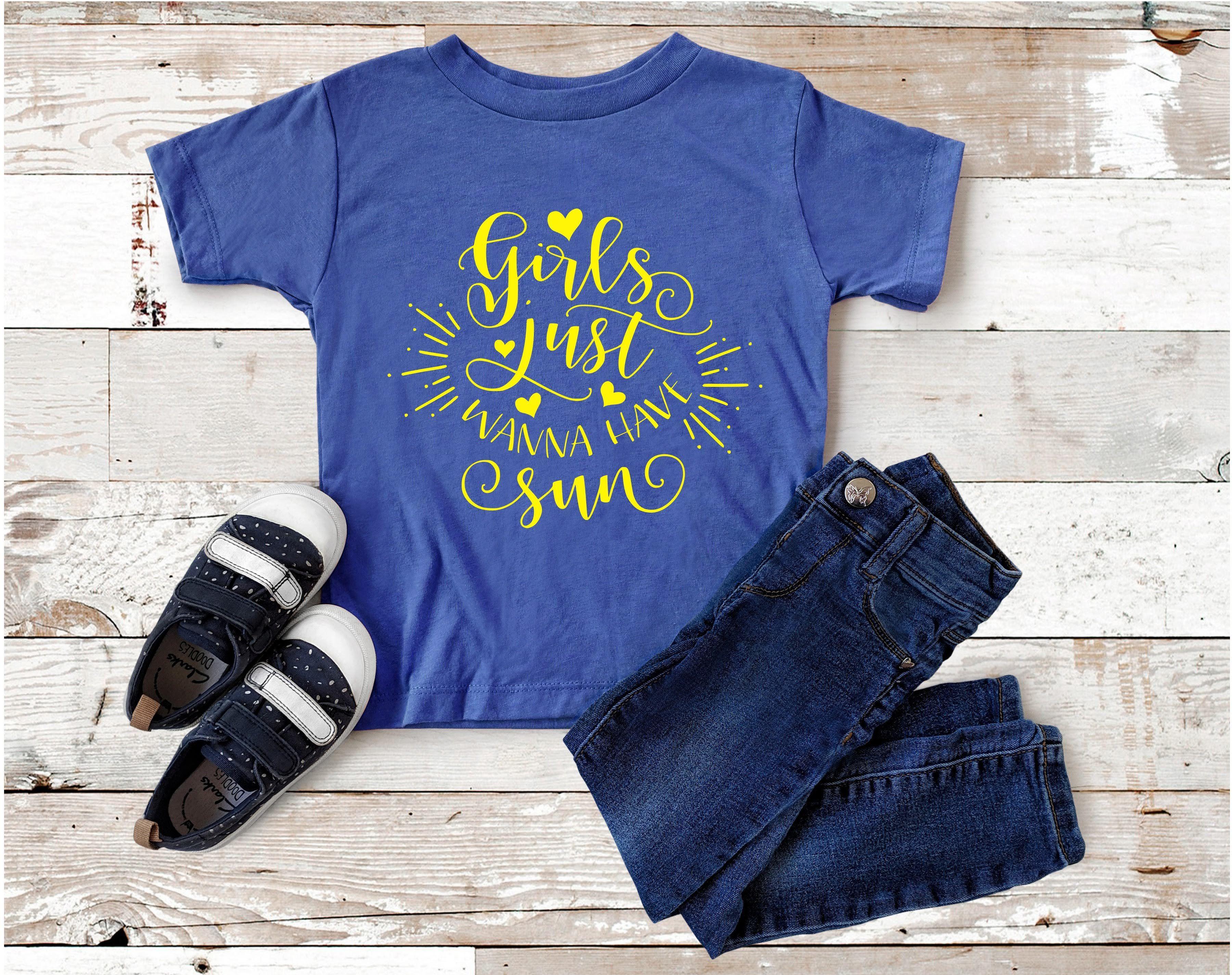 Kids T shirt Youth tee Baby Toddler bodysuit