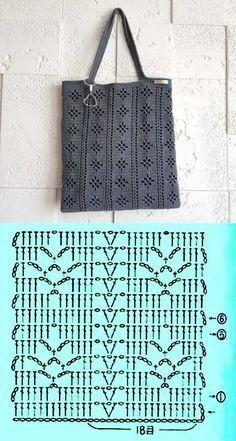 50 Free Crochet Patterns For Many HouseHold Items  #crochethandbags