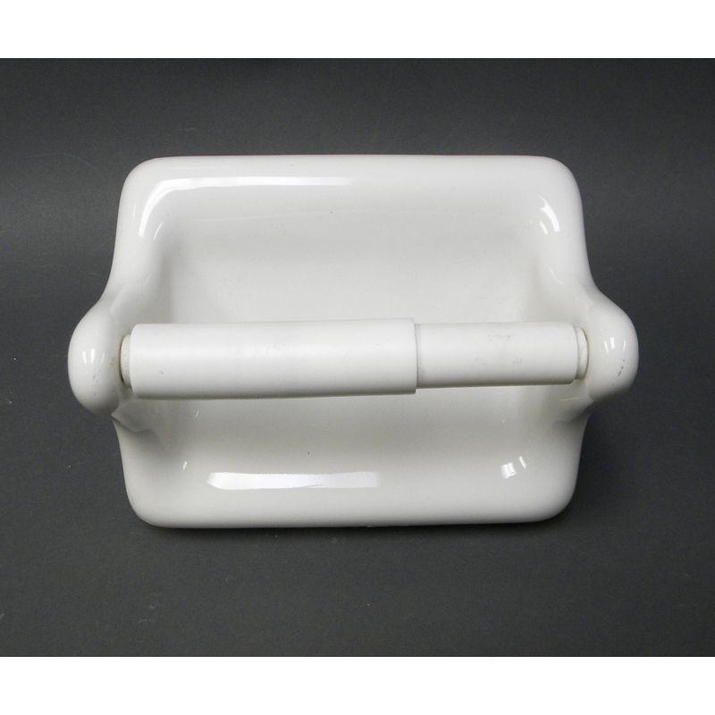 Porcelain Toilet Paper Holder Toilet Paper Holder Vintage