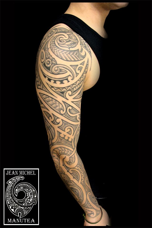 Body Art World Tattoos Maori Tattoo Art And Traditional: 35 Amazing Maori Tattoo Designs