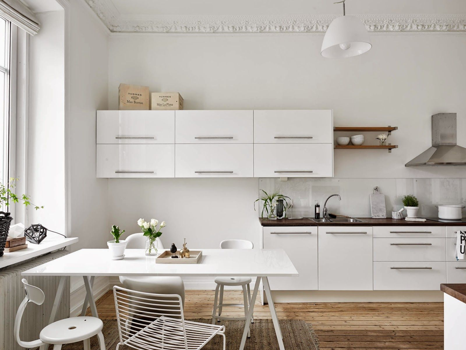 Die Griffe!   Doppelreihige Regale   Pinterest   Küche, Haus küchen ...