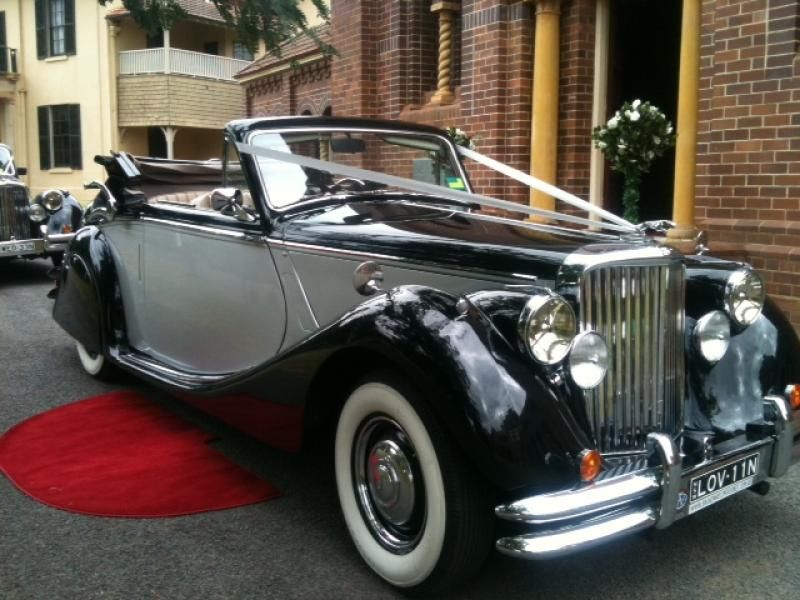 Classic Car Hire Sydney – Classic Wedding Cars For Hire Sydney ...