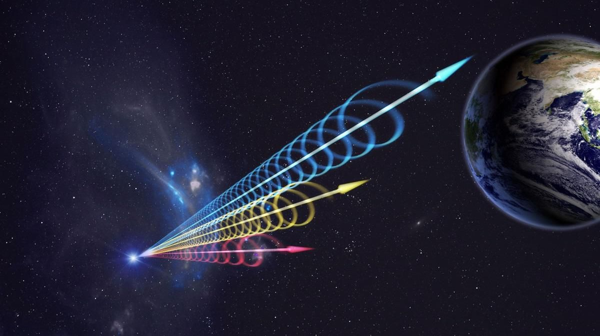 Astrophysicists argue fast radio bursts could provide clues to dark matter