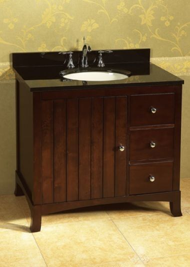 Gallery For Website French Bathroom Vanity Aldrec Timber or White Cabinet Marble or Granite Top