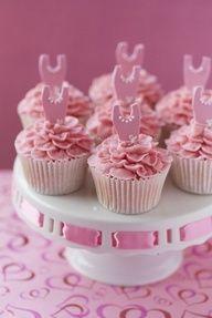 ballerina cupcake toppers - Google Search
