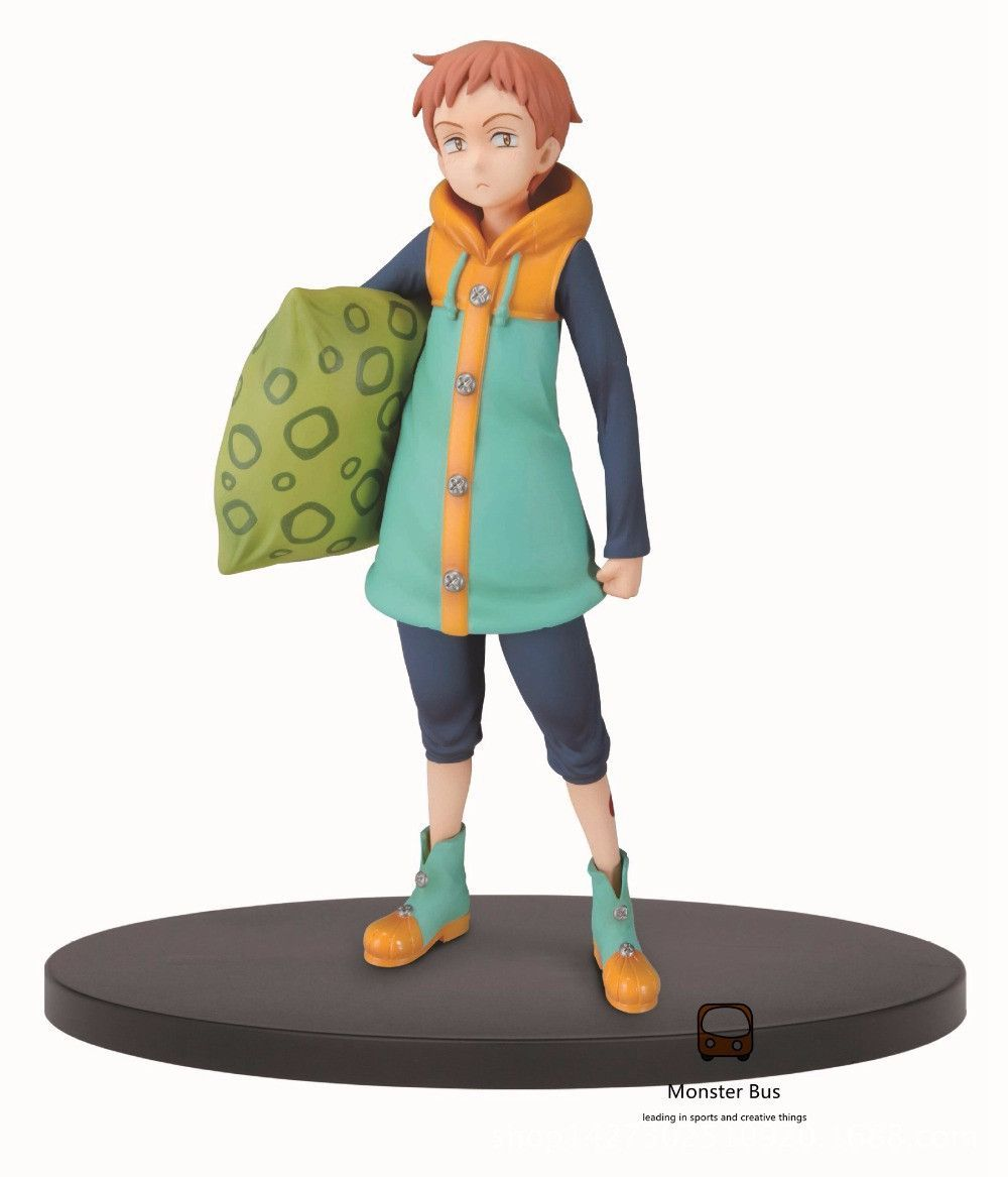 The Seven Deadly Sins - King Action Figure | Action ...