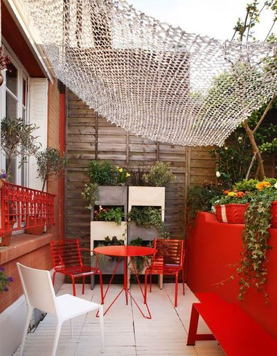 Pergola, brise-vent, pare-soleil : on habille sa terrasse avec ...