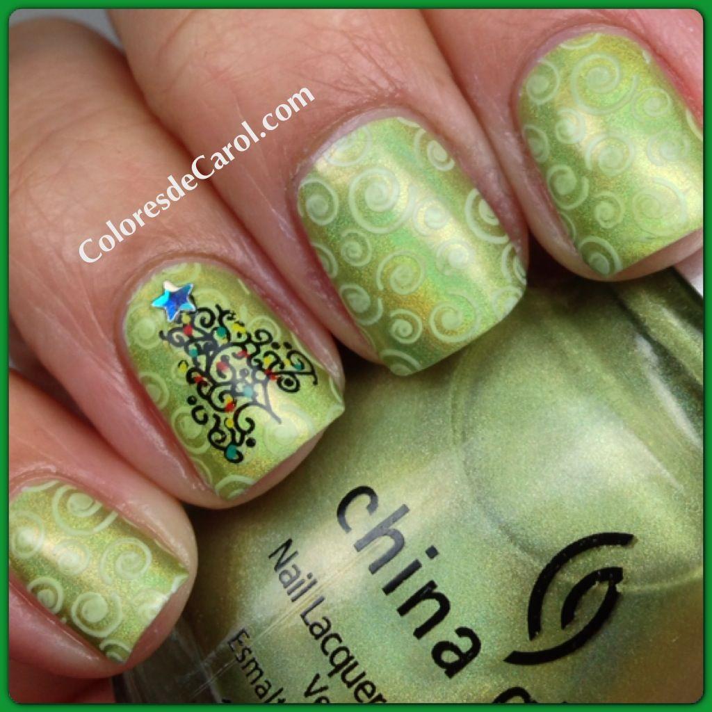 Colores de Carol: China Glaze L8R G8R   Beauty   Pinterest   Color y ...