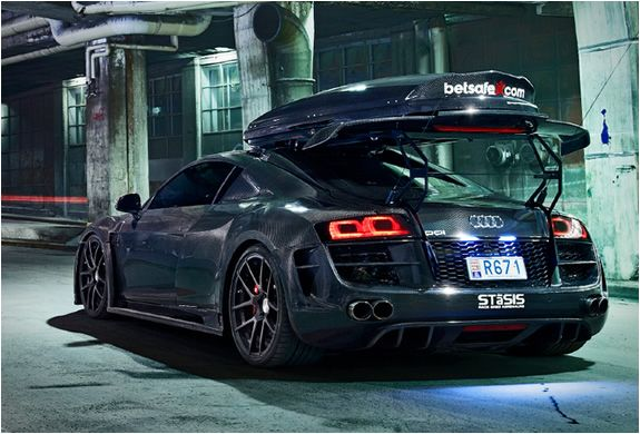 Jon Olsson Audi R8 Razor Gtr With Images Audi Audi R8 Gtr