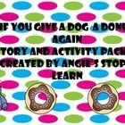 This is an activity based upon a story written by myself.  This packet includes interactive notebook organizers.  The graphic organizers in this pa...