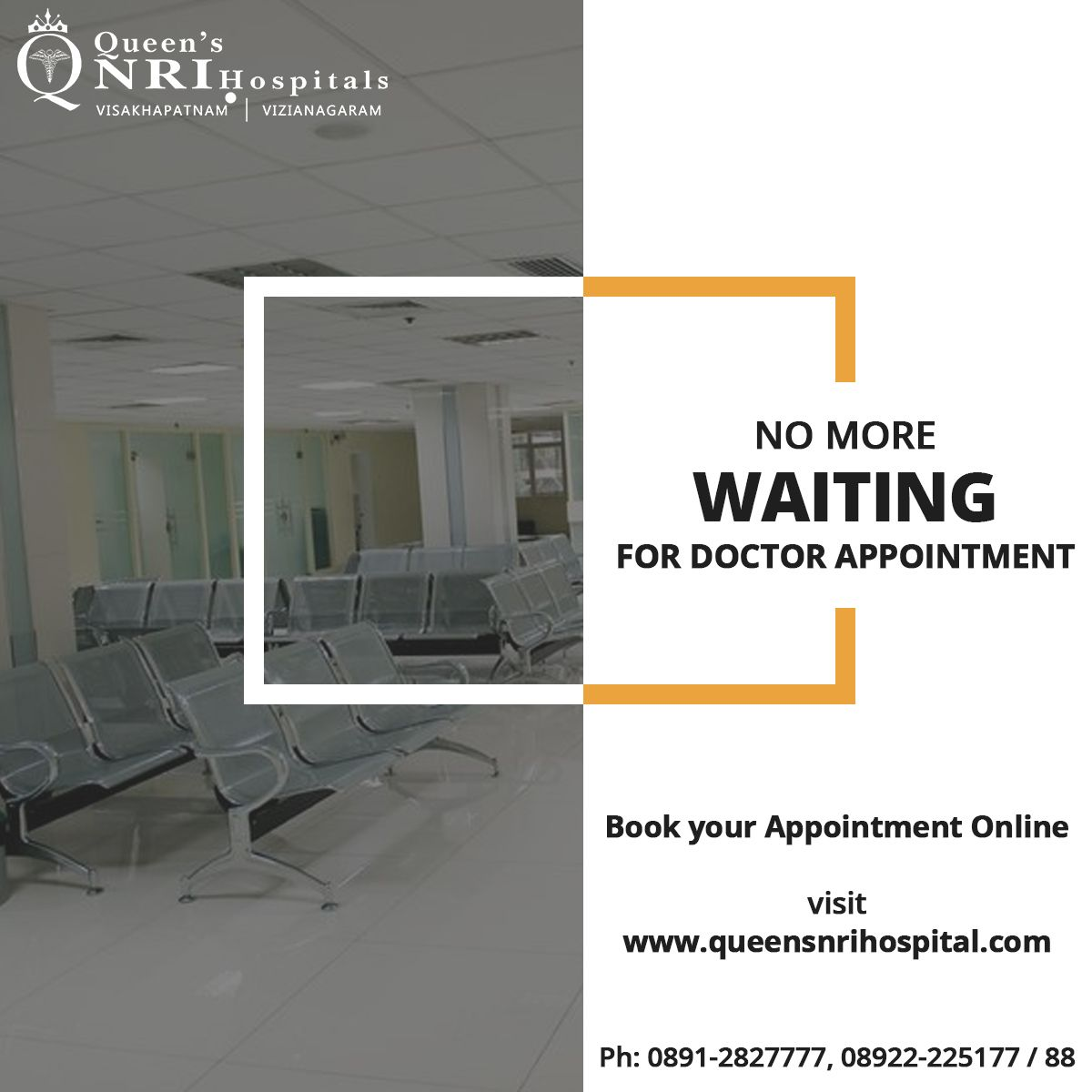 No More Waiting For Doctor Appointment Book Your Appointment