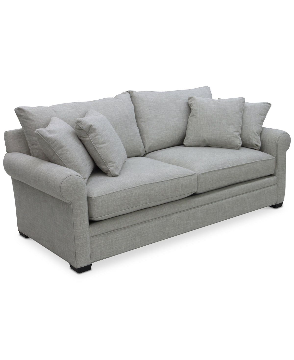 Couches 4 Dial Ii 89 Sofa With 4 Toss Pillows In 2019 Furniture Sofa