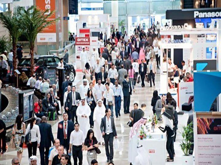 افتتاح جايتكس دبي بالكشف عن التاكسي الطائر وأشجار النخيل الذكية دبي شيماء شلبي انطلق في مركز دب Latest Technology Trends Mcommerce App Development Companies