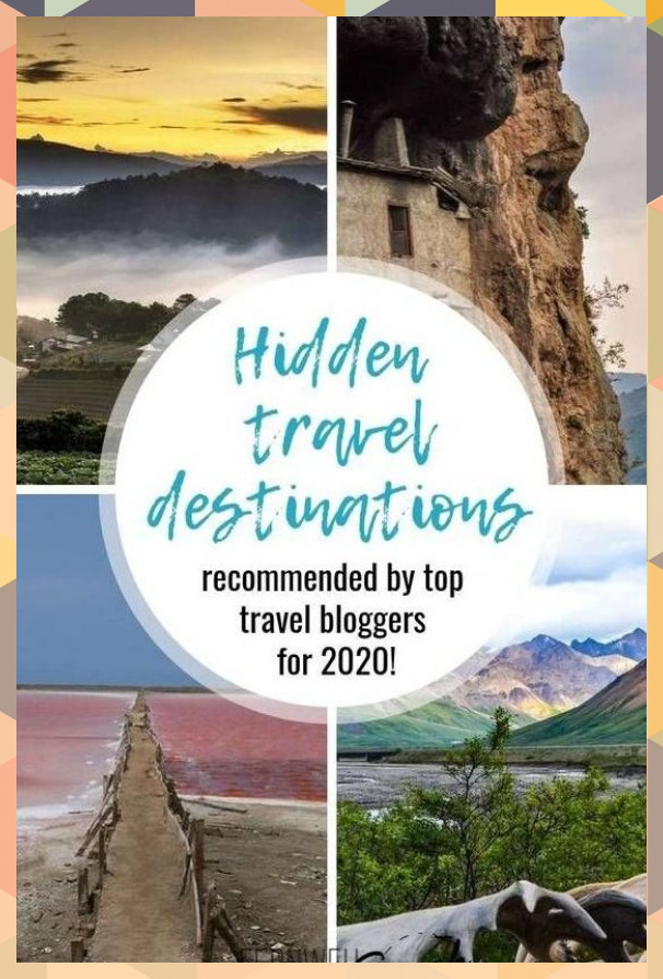 Unusual holiday destinations - Bloggers reveal their secret travel tips for 2020 #Bloggers #destinations #holiday #reveal #secret #tips #Travel #Unusual