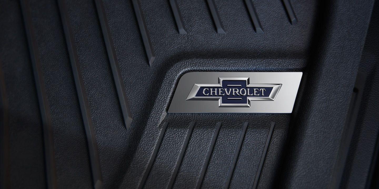 Chevrolet Centennial Truck Special Edition Centennial Floor Mats