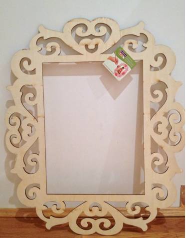 Michaels picture frames a very pretty photo frame with carving on ...