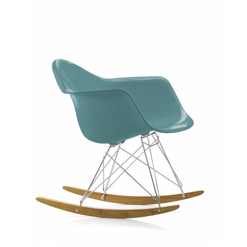 Eames Plastic Chair Rar Petit Fauteuil Vitra - Silvera | Eames