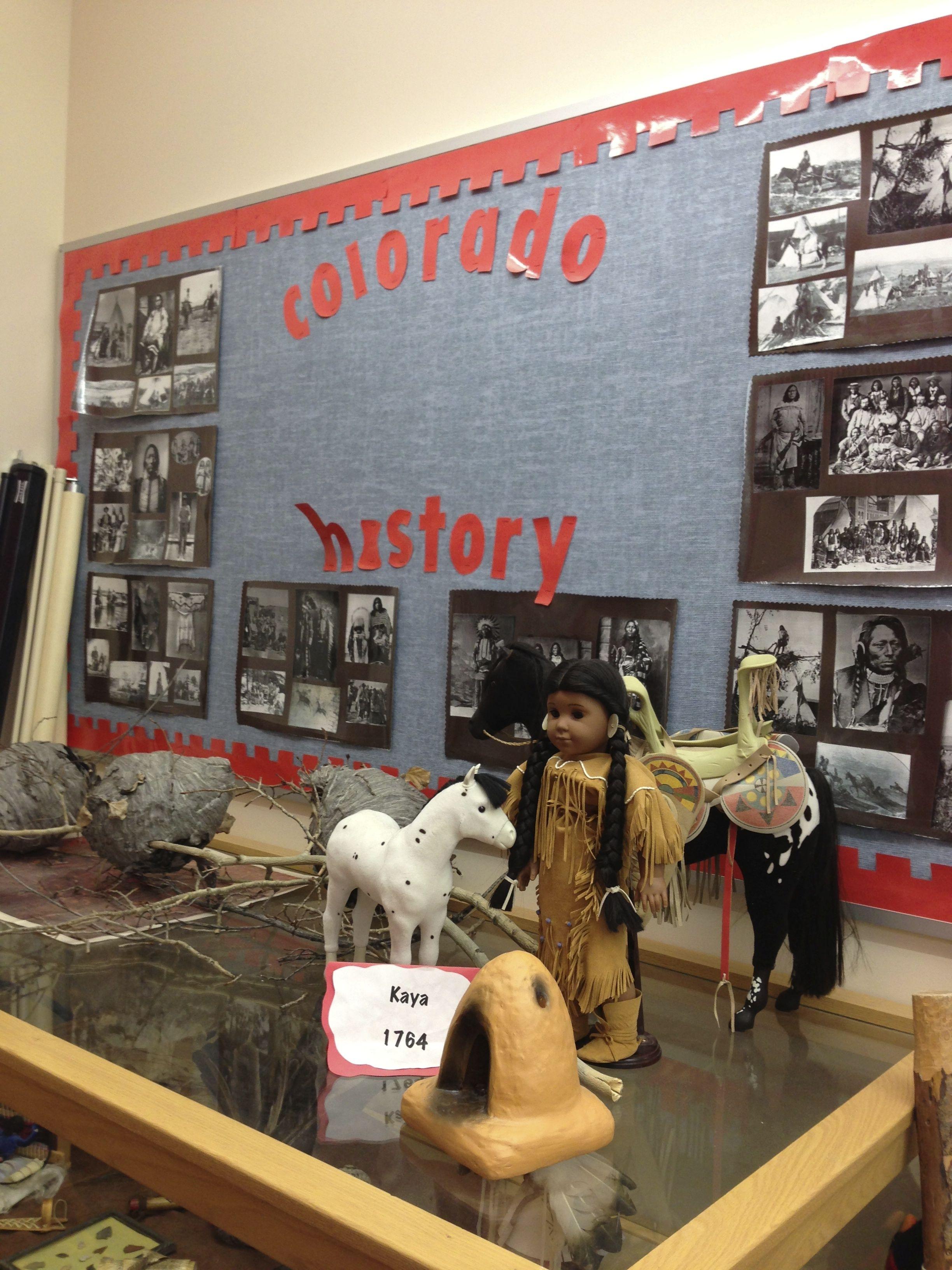 Colorado History Museum Tech Media Center