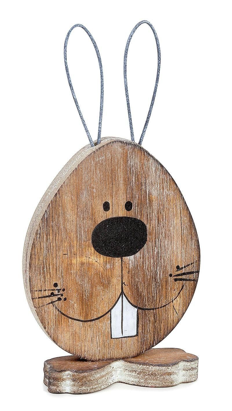 deko hase heinrich osterdeko holz osterhase wood crafts pinterest ostern ostern deko. Black Bedroom Furniture Sets. Home Design Ideas