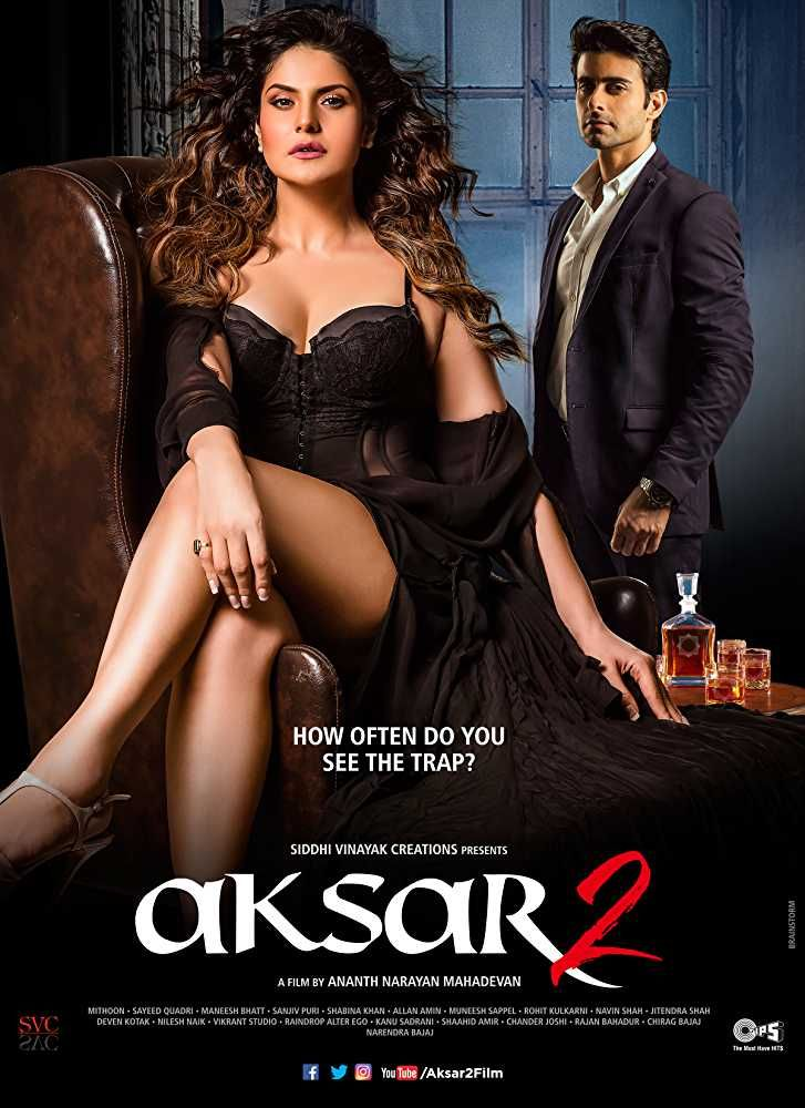 Movie Review Aksar 2 Weak Erotic Story With Suspence Bollywood