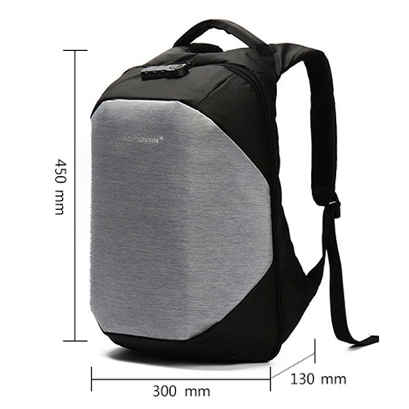 cc47d433f616 Best Seller MAGIC UNION Brand Design Men s Travel Bag Man Swiss Backpack  Polyester Bags Waterproof Anti Theft Backpack Laptop Backpacks Men