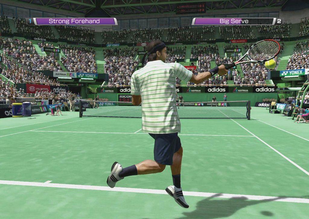 Virtua tennis macbook