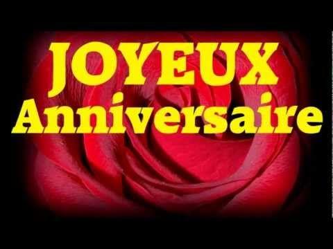 joyeux anniversaire humour en francais