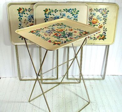 Charming A TV Tray Table, TV Dinner Tray, Or Personal Table Is A Type Of