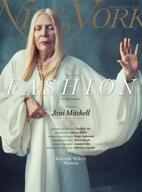The Bizarre Backstory of Joni Mitchell's Chronic Illness