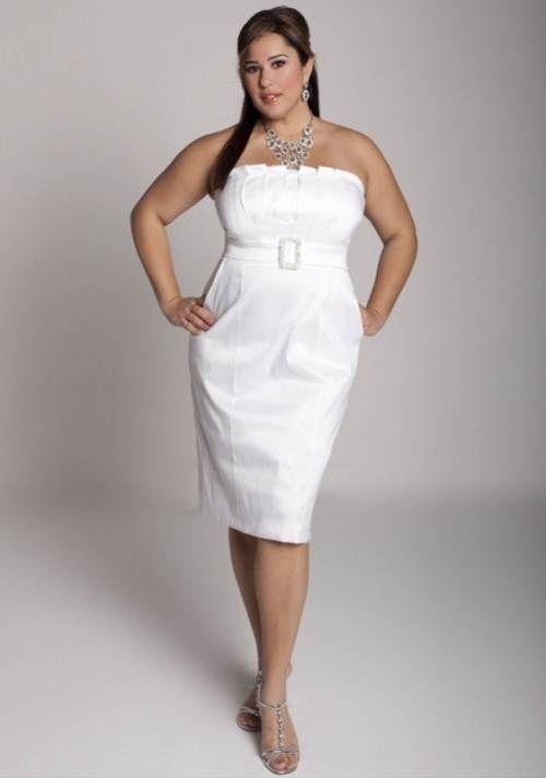 short wedding dresses for older brides | ... Dress Styles Short ...