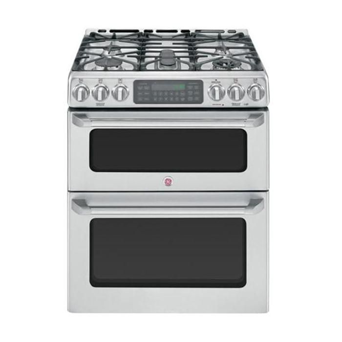 30 Quot Slide In Gas Double Oven With Convection Range