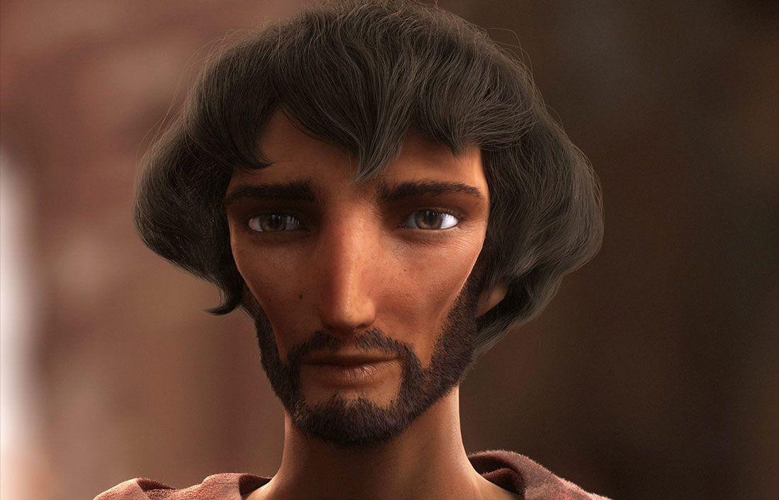 O Principe Do Egito Modelagem 3d Principe Do Egito Cosplays
