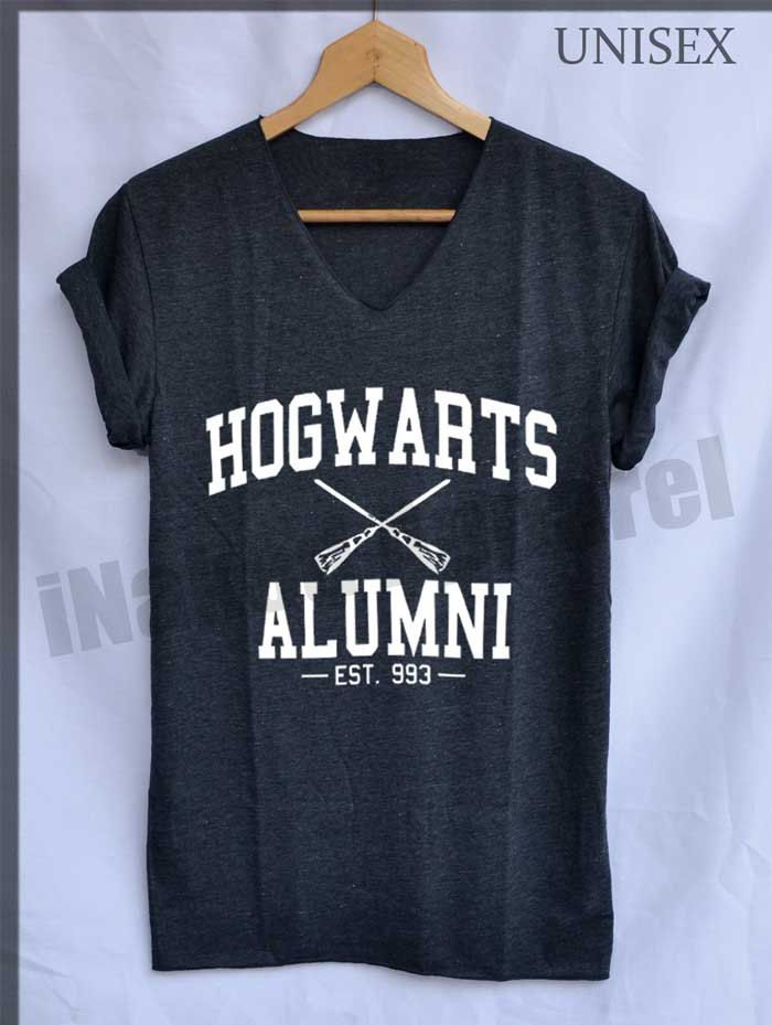 Hogwarts Alumni Shirt Harry Potter Spell Magical by iNakedapparel ... 6535af122