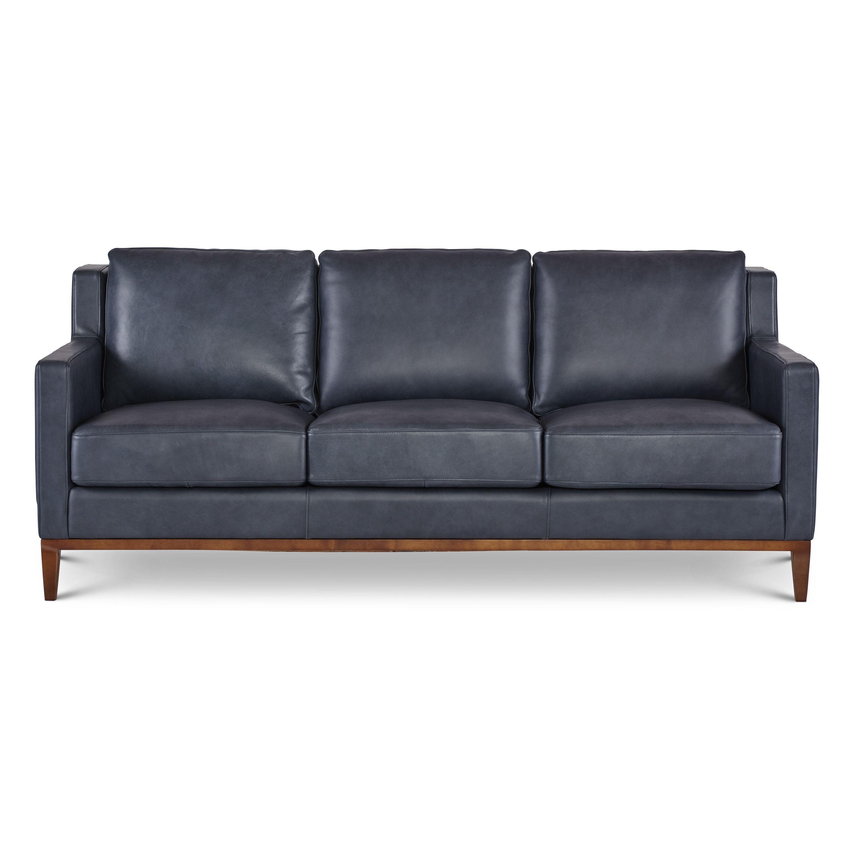 Prime Passport Home Arden Leather Sofa Home Items Genuine Bralicious Painted Fabric Chair Ideas Braliciousco