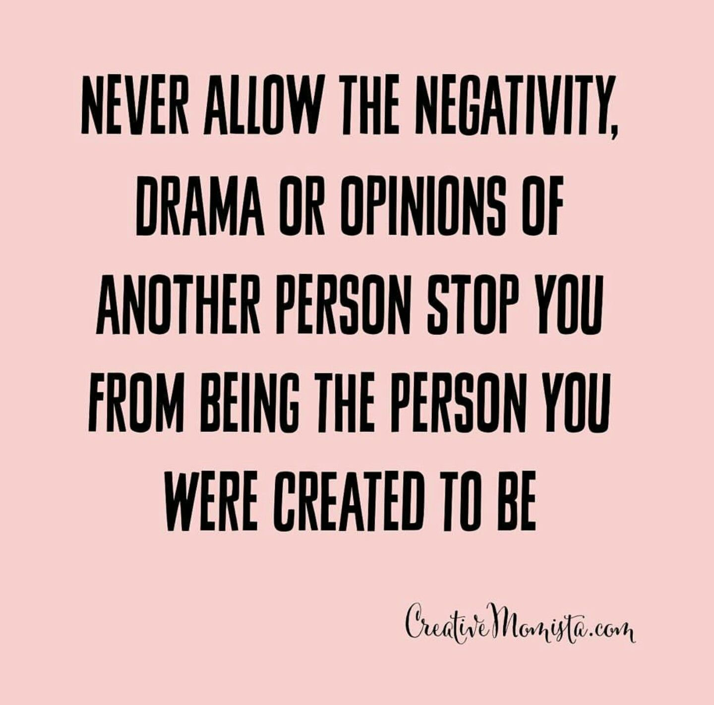 No drama quotes / mompreneur quotes / brave girl quotes / never