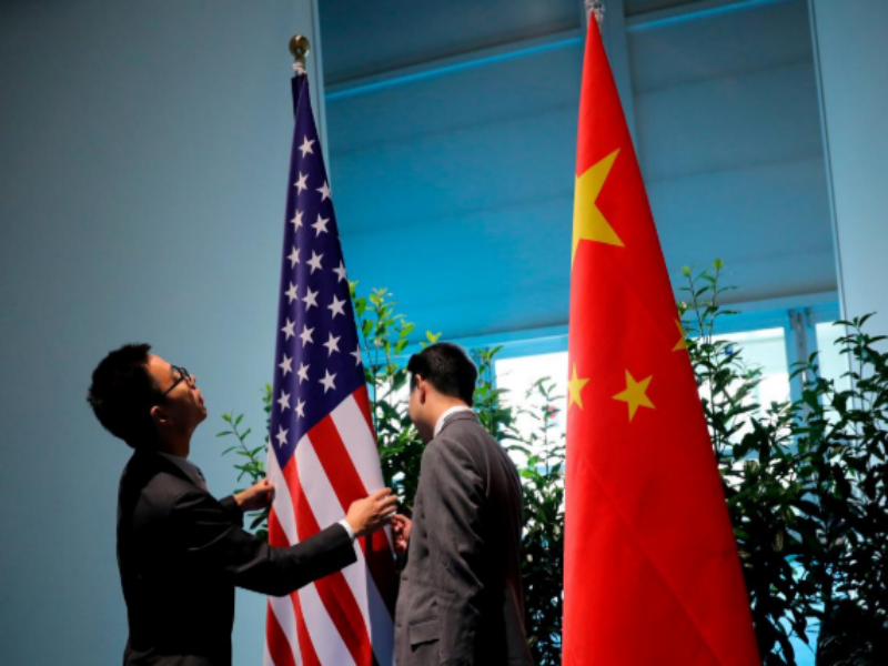 China Says Us Trying To Bully It Into Submission As Fresh Tariffs Kick In Stock Market World Business News Financial News