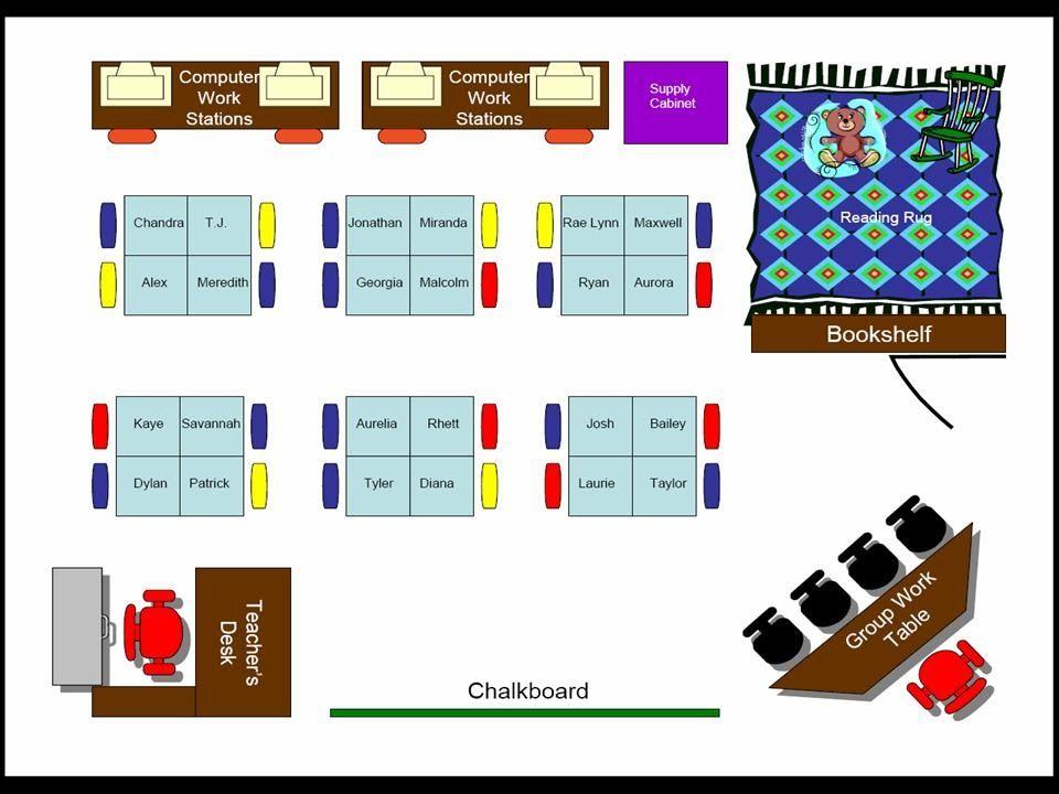 Imgs For u003e Elementary Classroom Organization Classroom - classroom seating chart templates