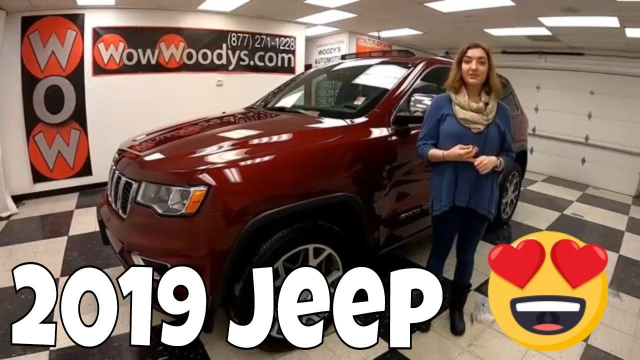 2019 jeep grand cherokee limited video walkthrough at
