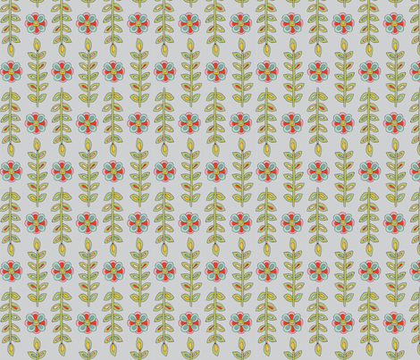 New fabric collection in my Spoonflower shop!    Hedgie Friends