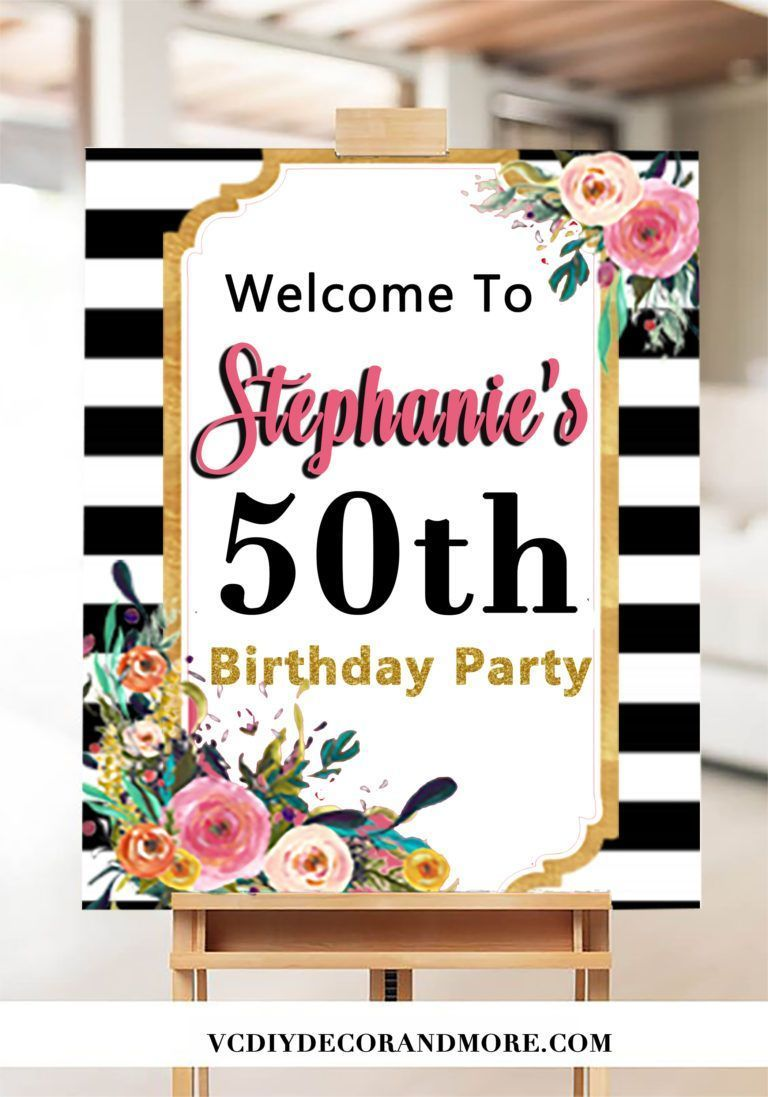 50th Birthday Ideas for Women Turning 50; Themes & Decorations #50thbirthdaypartydecorations 50th Birthday Ideas for Women Turning 50; Themes & Decorations – VCDiy Decor And More #40thbirthdayideasforwomen 50th Birthday Ideas for Women Turning 50; Themes & Decorations #50thbirthdaypartydecorations 50th Birthday Ideas for Women Turning 50; Themes & Decorations – VCDiy Decor And More #40thbirthdayideasforwomen