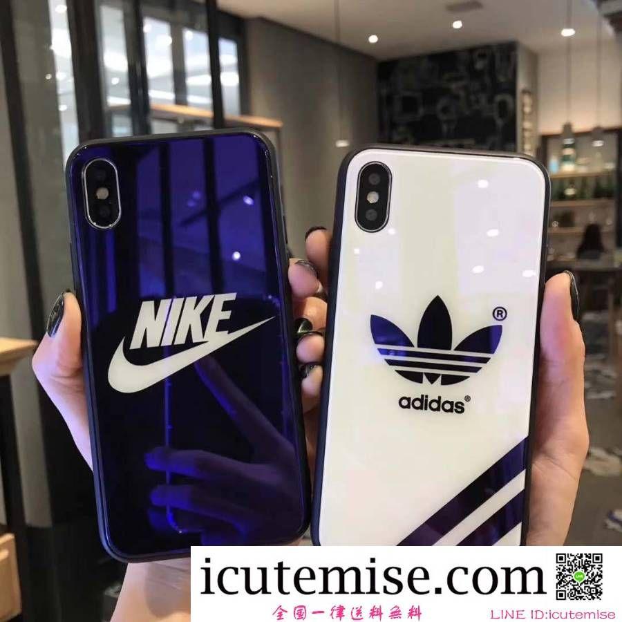 89a73f0dca ナイキ nike iphoneXS MAX ケース adidas アディダス iphone8/8 plus カバー iphoneXR/XS ケース  アイフォン テン/X ケース 男女向け iphone7/6s plus ケース 鏡面