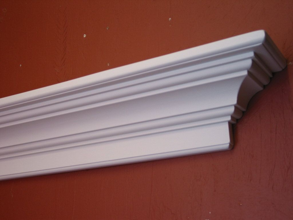 40 Crown Molding Shelf Mantel Shelf 40 by