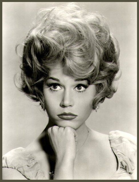 Jane FONDA '60 (21 Décembre 1937) Actrice hollywood