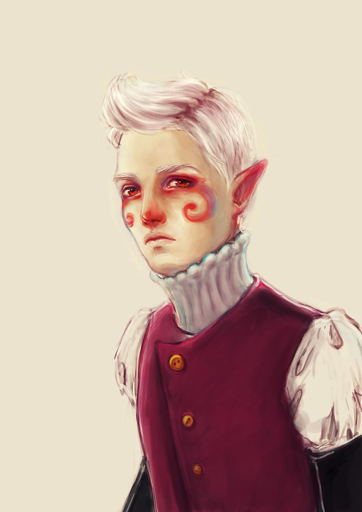 Changeling The Dreaming Trolls By Zmallister On Deviantart Changeling Character Portraits Elf Characters