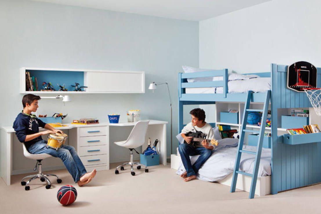 litera loft para dormitorios juveniles dormitorios infantiles modernos de sofs camas cruces