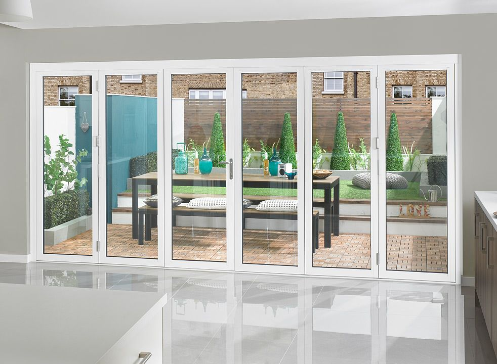 Welcome White Bifold Doors External Bifold Doors Glass Doors Patio