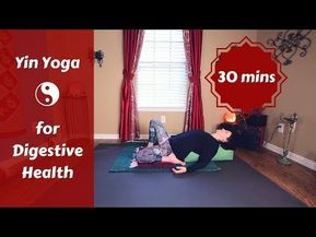 yin yoga for digestive system health  yin yoga