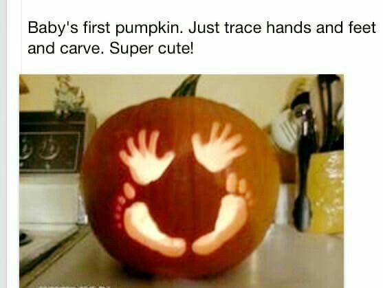 love this idea for babyu0027s first
